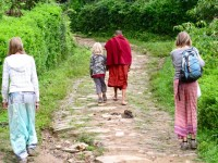 Burma / Myanmar  - Namhsan to Hsipaw Trek  -  IMG_2222