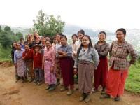 Burma / Myanmar  - Namhsan to Hsipaw Trek  -  IMG_2309