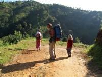 Burma / Myanmar  - Namhsan to Hsipaw Trek  -  IMG_2327