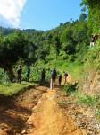 Burma / Myanmar  - Namhsan to Hsipaw Trek  -  IMG_2330