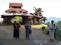 Burma / Myanmar  - Namhsan to Hsipaw Trek  -  IMG_2343