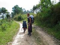 Burma / Myanmar  - Namhsan to Hsipaw Trek  -  IMG_2391