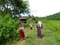 Burma / Myanmar  - Namhsan to Hsipaw Trek  -  IMG_2453
