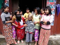 Burma / Myanmar  - Namhsan to Hsipaw Trek  -  IMG_1983