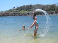 Australia -  Byron bay area, shannon falls - IMG_7751