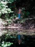 Australia - Daintree Rainforest, Blue Hole, Thronton Beach  - IMG_5377