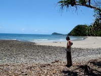 Australia - Daintree Rainforest, Blue Hole, Thronton Beach  - IMG_5404