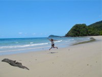 Australia - Daintree Rainforest, Blue Hole, Thronton Beach  - IMG_5417