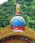 Myanmar, Burma South, Hpa An, Nwa-La Bo Pagoda - IMG_0423