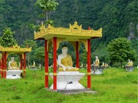 Myanmar, Burma South, Hpa An, Nwa-La Bo Pagoda - IMG_0427