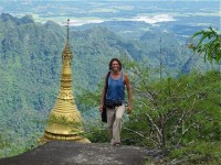 Myanmar, Burma South, Hpa An, Nwa-La Bo Pagoda - IMG_0474
