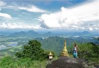Myanmar, Burma South, Hpa An, Nwa-La Bo Pagoda - IMG_0475