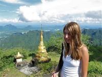 Myanmar, Burma South, Hpa An, Nwa-La Bo Pagoda - IMG_0479