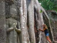 Alternativetraveling - Cambodia - Siem Reep - Angkor Wat, Angkor Tom, Byron -  IMG_4604