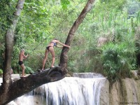 Laos - Laung Prabang & kuang si waterfalls - Alternative traveling - IMG_3316