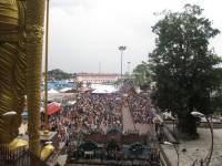 Malaysia  - Kuala Lumpur, Batu Caves and Thaipusam Festival - IMG_9465