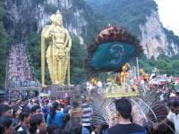 Malaysia  - Kuala Lumpur, Batu Caves and Thaipusam Festival - IMG_9434