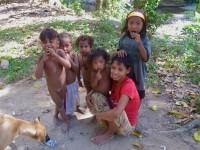 Philippines  -  Palawan, Cleopatra Niddle jungle trek, Batak tribe - IMG_1376