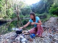 Philippines  -  Palawan, Cleopatra Niddle jungle trek, Batak tribe - IMG_1843