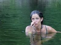 Philippines  -  Palawan, Cleopatra Niddle jungle trek, Batak tribe - P1000335