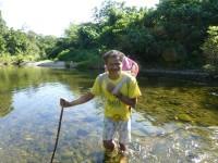 Philippines  -  Palawan, Cleopatra Niddle jungle trek, Batak tribe - P1000410