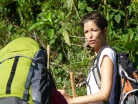Philippines  -  Palawan, Cleopatra Niddle jungle trek, Batak tribe - P1000423