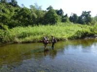 Philippines  -  Palawan, Cleopatra Niddle jungle trek, Batak tribe - P1000449