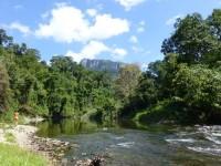 Philippines  -  Palawan, Cleopatra Niddle jungle trek, Batak tribe - P1000494