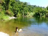 Philippines  -  Palawan, Cleopatra Niddle jungle trek, Batak tribe - P1000508