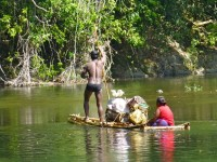 Philippines  -  Palawan, Cleopatra Niddle jungle trek, Batak tribe - P1000509