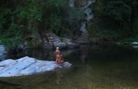 Philippines  -  Palawan, Cleopatra Niddle jungle trek, Batak tribe - IMG_1395