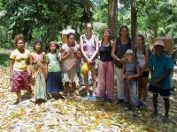 Philippines  -  Palawan, Cleopatra Niddle jungle trek, Batak tribe - IMG_1421