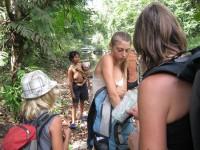 Philippines  -  Palawan, Cleopatra Niddle jungle trek, Batak tribe - IMG_1443