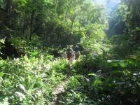 Philippines  -  Palawan, Cleopatra Niddle jungle trek, Batak tribe - IMG_1484