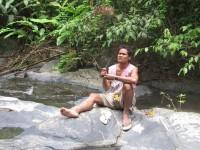 Philippines  -  Palawan, Cleopatra Niddle jungle trek, Batak tribe - IMG_1499