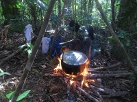 Philippines  -  Palawan, Cleopatra Niddle jungle trek, Batak tribe - IMG_1521
