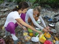 Philippines  -  Palawan, Cleopatra Niddle jungle trek, Batak tribe - P1000209