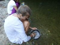 Philippines  -  Palawan, Cleopatra Niddle jungle trek, Batak tribe - P1000220