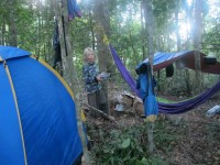 Philippines  -  Palawan, Cleopatra Niddle jungle trek, Batak tribe - IMG_1544