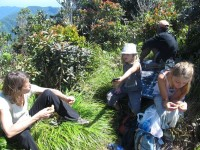 Philippines  -  Palawan, Cleopatra Niddle jungle trek, Batak tribe - IMG_1718