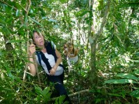 Philippines  -  Palawan, Cleopatra Niddle jungle trek, Batak tribe - P1000253