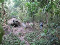 Philippines  -  Palawan, Cleopatra Niddle jungle trek, Batak tribe - IMG_1789