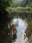 Philippines  -  Palawan, Cleopatra Niddle jungle trek, Batak tribe - IMG_1800
