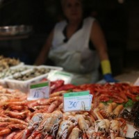 Spain, Barcelona market