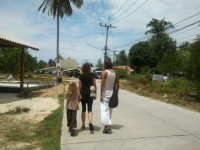Thailand - Koh Pangan - Agama Yoga Course -