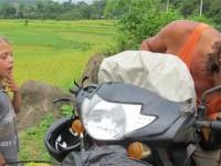Vietnam  North - Tac Ba  lake and yao village  - IMG_2407