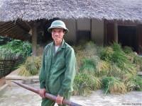 Vietnam  North - Tac Ba  lake and yao village  - IMG_2409