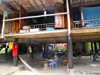 Vietnam  North - Tac Ba  lake and yao village  - IMG_2423