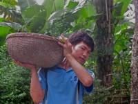 Vietnam  North - Tac Ba  lake and yao village  - IMG_2438