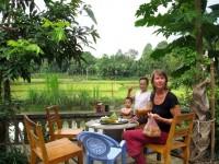 Vietnam  North - Tac Ba  lake and yao village  - IMG_2446